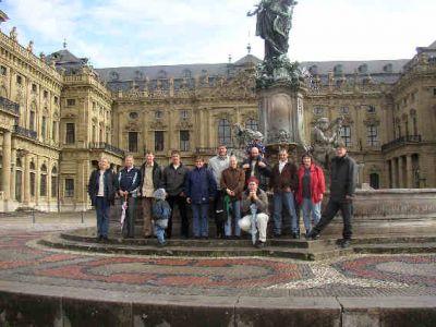 Gruppe Vor Residenz